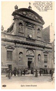 France Eglise Sainte Elisabeth