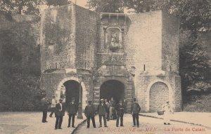 BOULOGNE SUR MER , France , 00-10s ; La Porte de Calais