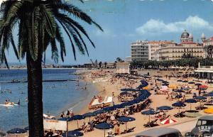 France Saint Raphael Var La Plage Beach Strand