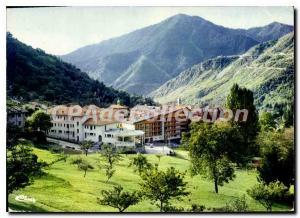Modern Postcard St Martin Vesubie The schools cabin altitude 1000