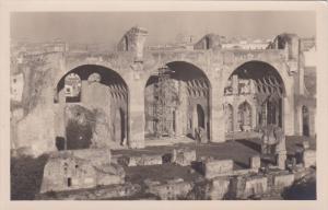 RP; ROMA, Foro Romano, La Basilica di Massenzio, Lazio, Italy, 10-20s