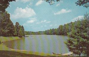 The Lake At Kanuga Episcopal Conference Center For The Carolinas Hendersonvil...