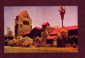 CA La Torre SAN JOSE STATE COLLEGE California Postcard