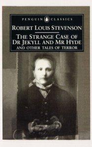 The Strange Case Of Dr Jekyll & Mr Hyde 2002 Book Postcard