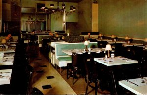 Tennessee Knoxville Regas Restaurant 1969