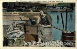 Mary Pickford Actress / Actor Postcard Post Card Old Vintage Antique Actor Ac...