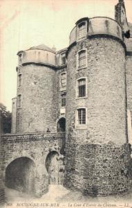 France Boulogne Sur Mer La Cour d'Entrée du Cháteau 02.88