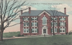 CONCORD, Massachusetts, 1900-10s; Peabody House Middlesex School