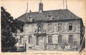 FR25  Langres, Haute Marne, France, L'Hopital Militaire, Military Hospital, V...