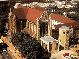 South Africa St George's Cathedral Cape Town Cars Auto