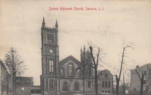 JAMAICA , L.I. , New York, 1908 ; Dutsch Reformed Church
