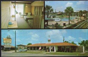 South Carolina CHARLESTON Howard Johnson's Motor Lodge US Rte 17 South - Chrome
