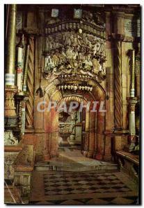 Postcard Old Jerusalem The Holy Sepulcher