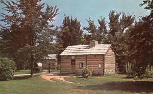 IL - New Salem. Dr. John Allen's Residence