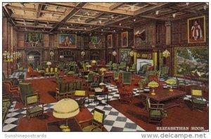 Congress Hotel And Annex Facing Grant Park And Lake Michigan Michigan Bouleva...