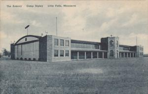 The Armory , Camp Ripley , LITTLE FALLS , Minnesota , 20-30s