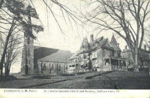 St. Charles Catholic Church - Bellows Falls, Vermont