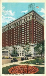 USA Hotel Statler Detroit Michigan 05.00