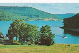 New York Camping & Boating In Iroquoia Area Of Kinzua Dam