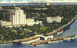 Flamingo Hotel - Miami Beach, Florida FL