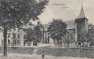 HUCKESWAGEN , Germany , 1909 ; Schlosshof