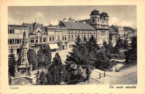 B25124 Kassa Kosice Fo utca slovakia