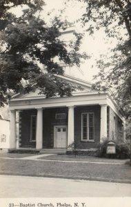 RP: PHELPS , New York , 30-40s ; Baptist Church