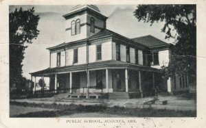 AUGUSTA , Arkansas, 1908 ; Public School