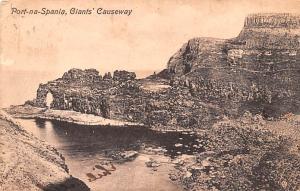 Port na Spania United Kingdom, Great Britain, England Giants' Causeway Port n...