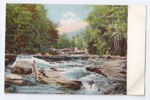 Jackson NH Wildcat River White Mountains UDB Leighton c 1907