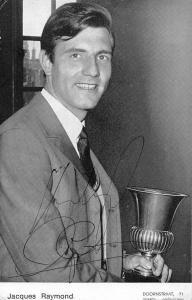 Jacques Raymond Portrait Signed, Doornstraat autograph