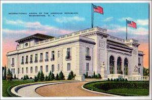 International Union of the American Republics, Washington DC