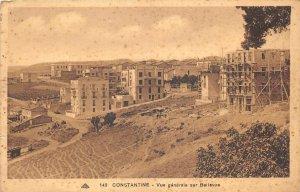 Lot 77 constantine algeria vue generale sur bellevue algerie