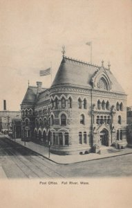 FALL RIVER , Massachusetts , 1901-07 ; Post Office