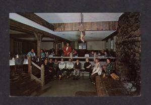 MI Au Sable Lodge Ranch Ski Club GAYLORD MICHIGAN PC