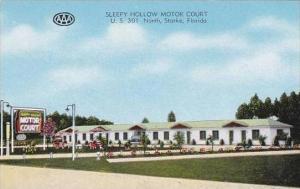 Florida Starke Sleepy Hollow Motor Court