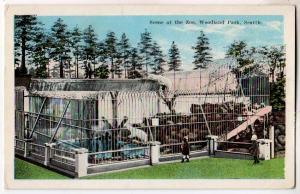 Zoo, Woodland Park, Seatle WA
