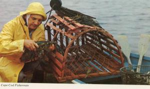 MA - Cape Cod Fisherman