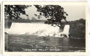 RP, View Of The Niagara Falls, Ontario, Canada, 1920-1940s