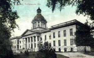 Capitol Tallahassee FL 1912