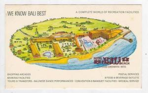 Hotel Bali Beach, Indonesia, 60-70s