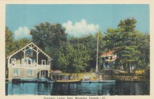 BALA , Muskoka , Ontario , Canada , 1930s; Cromarty Lodge