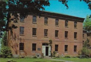 Massachusetts Deerfield Memorial Hall Museum