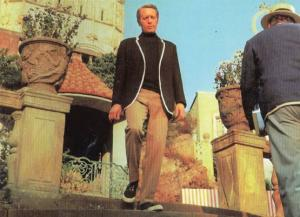 The Prisoner TV Show Be Seeing You Postcard