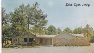 Exterior,  Lake Lynn Lodge,  Concord,   North Carolina,  40-60s