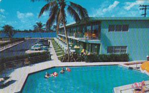 The Sea Breeze Hotel Pool Palm Beach Florida