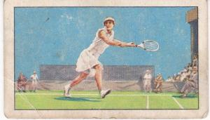 Cigarette Card Gallaher Park Drive CHAMPIONS No 7 Helen Wills-Moody tennis