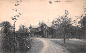 Villa Capart Loverval Belgium Unused
