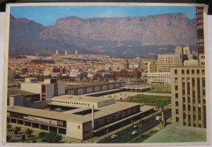 South Africa Railway Station Cape Town - unposted