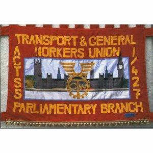 T.G.W.U. Parliamentary Branch Postcard